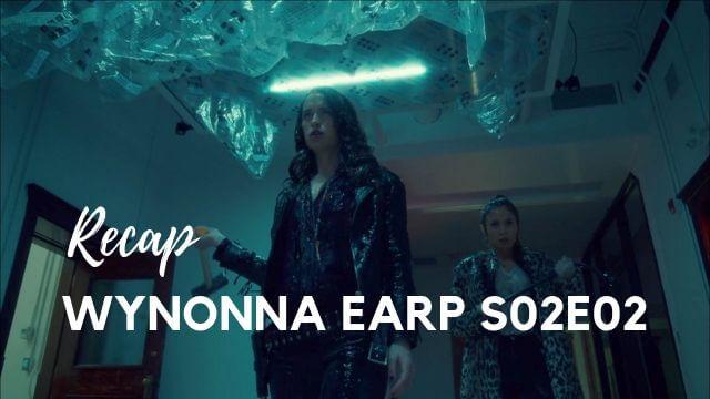 Recap Wynonna Earp S02E02
