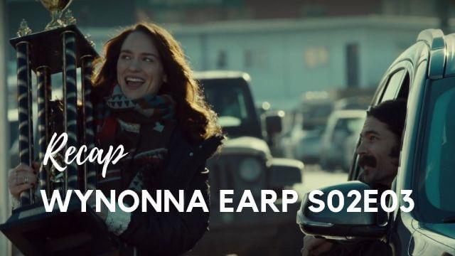 Recap Wynonna Earp S02E03