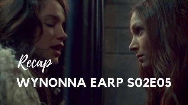 Recap Wynonna Earp S02E05