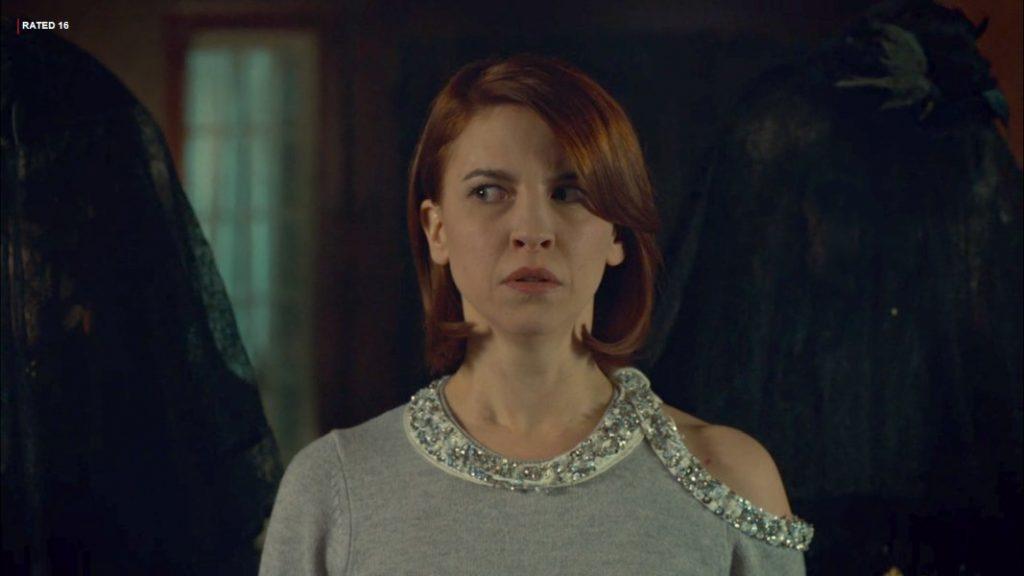 Dani Kind as Mercedes Gardner