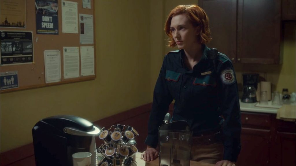 Katherine Barrell as Nicole Haught