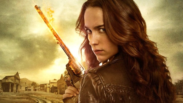 Wynonna Earp - TV Show Review