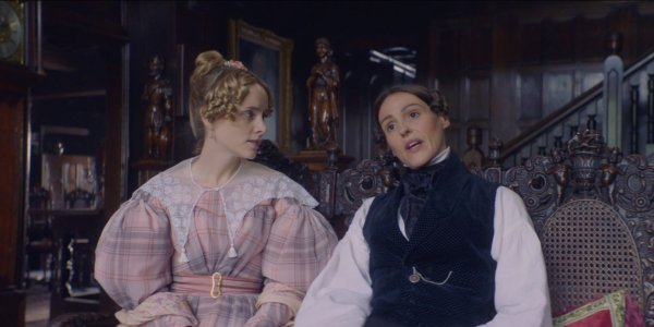 Ann Walker and Anne Lister