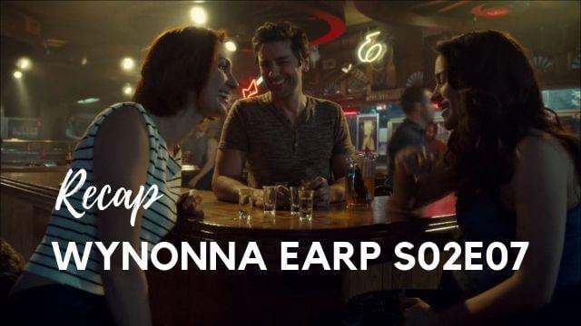 Recap Wynonna Earp S02E07