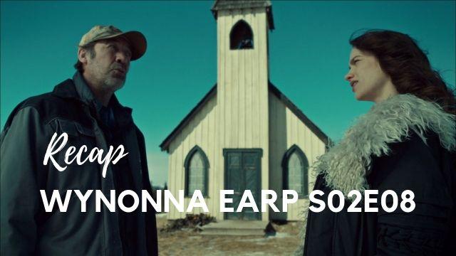 Recap Wynonna Earp S02E08