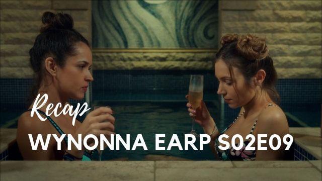 Recap Wynonna Earp S02E09