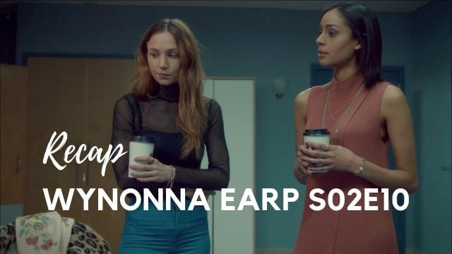 Wynonna Earp Recap – Season 02, Episode 10
