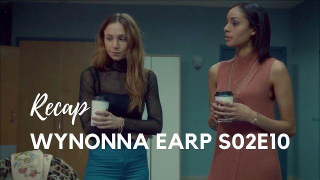 Recap Wynonna Earp S02E10