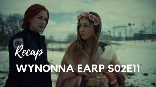 Recap Wynonna Earp S02E11