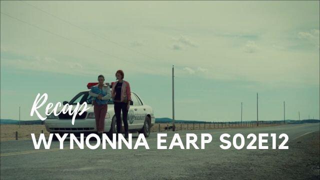 Recap Wynonna Earp S02E12