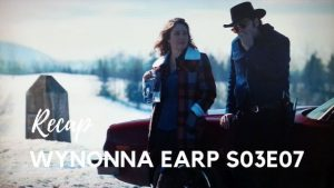 Wynonna Earp Recap – S03E07: I Fall To Pieces