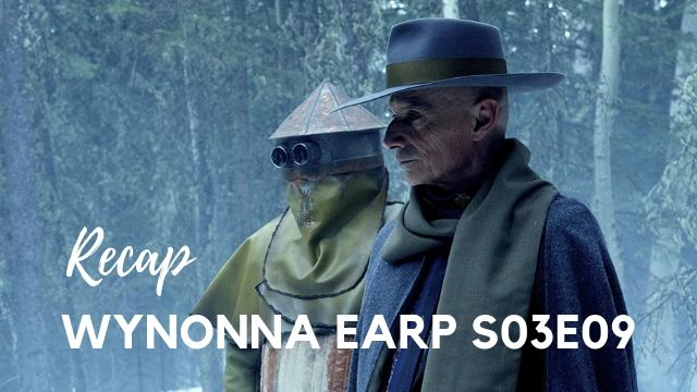 Recap of Wynonna Earp Episode 9 of Season 3