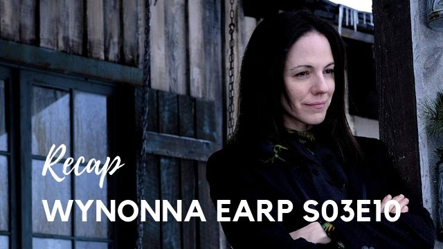 Recap of Wynonna Earp Season 3, Episode 10