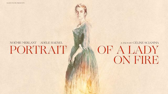 Portrait of a Lady on Fire - Movie Poster