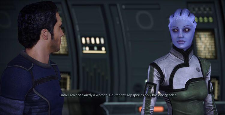 Mass Effect 1 screenshot